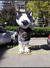 Dog Mascot Costume Cosplay Party Game Dress Outfit Advertising Halloween Fancy @