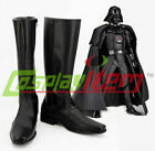 Star Wars Imperial Stormtrooper Darth Vader Cosplay Shoes Boots adult $55.42 CAD on eBay