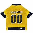 Pets First Nashville Predators Dog Jersey $23.09 USD on eBay
