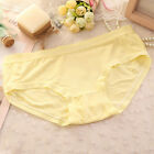 Women Underwer Bamboo Fiber Ladies Briefs Comfortable Sexy Seamless Panties Hot