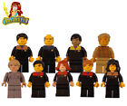 Custom LEGO minifigure X9 Star Trek The Voyager Crew Janeway Seven of Nine on eBay
