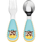 Skip Hop Zootensils Fork and Spoon. 12m+ Different Variations