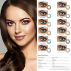 LAST 1 YEAR Soft Vibrant Color Contacts Lenses 1 Pair US STOCK