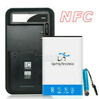 Sporting 6980mAh NFC B800BU/BZ Battery or Charger for Samsung Galaxy Note 3 N900