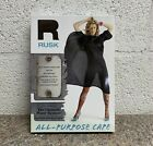 RUSK  Salon All-Purpose or Cutting Cape 100% Waterproof (CHOOSE Style & Color)