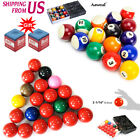 "2-1/16"" USA Snooker Set Complete 22 Ball / Billiard Pool Balls 2 1/4"" Inch SET $27.99 USD on eBay"