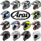 Arai XD4 Africa Twin / Catch / Depart / Vision Helmet - CHOOSE COLOR & SIZE
