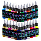 OPHIR DIY Airbrush Acrylic Paint Pigment for Hobby Model Shoes Leather 30ML