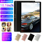 10.1 Inch Hd Game Tablet Computer Pc Android 8.0 6+64gb Dual Camera Phablet Pop