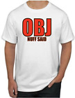 Odell Backham Jr T-Shirt - OBJ NUFF SAID Cleveland Browns NFL Uniform Jersey #13 $19.99 USD on eBay