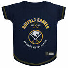 Pets First Buffalo Sabres Dog T-Shirt $15.39 USD on eBay