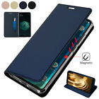 Used, For Samsung Galaxy Note 10 Plus Case Retro Magnetic Leather Card Slot Slim Cover for sale  Canada
