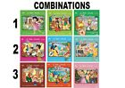 Little Songs and Fairy Tale Offer: 3 CD DVD choose between 3 Combinations