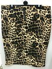 Ladies leopard print skirt sizes 16 18 20 22 ONLY £9.50