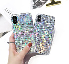 Pan Laser Magic Color Silver iPhone Case