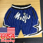 Orlando Magic Vintage Basketball Game Shorts Men's Stitched Pants on eBay