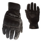 RST RAID CE Mens Black Urban Touring Adventure Motorcycle Soft Touch Gloves