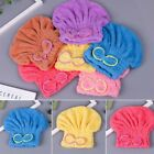 Quick Dry Hair Drying Towel Wrapped Towels Microfiber Bathroom Hats Home Supply