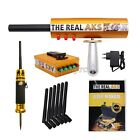 The Real AKS Long Range Gold Detector 6 Antennas for Silver Gold  Filter tpys
