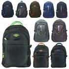 New Nylon Sport Hiking Men's Large Basic Backpack Rucksack