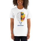 Womens I'm A Survivor Brain Tumor Cancer Chemo Awareness T-Shirt