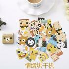 40 Piece box of Mini Cartoon Paper Stickers