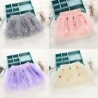 US Toddler Kids Girls Tutu Skirt Princess Party Dress Costume Ballet Dancewear