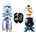 BB-8 R2-D2 Android Balloon Star Wars Party Decoration Supplies $4.99 USD on eBay