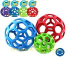 JW Pet Holee Roller Ball Dog Toy small medium large, XL