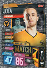 MATCH ATTAX 2019/20 19/20 100 CLUB LIMITED EDITION MAN OF THE MATCH HAT TRICK