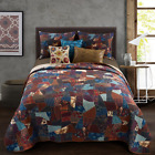 DONNA SHARP ~ DIZZY FARMHOUSE COUNTRY PRIMITIVE QUILT BEDDING COLLECTION image