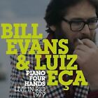 LU¡Z E‡A/BILL EVANS (PIANO) - PIANO FOUR HANDS NEW CD