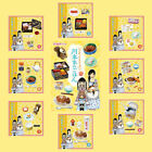 Rare 2014 Re-Ment March Lion Meals at Kawamoto Family Each Sell Separately