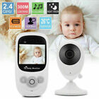 Home Security Audio Video Baby Monitor Digital Camera Safety Viewer Night Vision