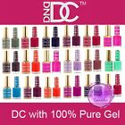 DND DC 001-144 Soak Off Gel Polish PICK YOUR COLOR .6oz LED/UV gel DC duo
