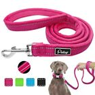 Dog Leads Leash Long Rope Chain Clips Extendable Hook Retractable