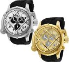 Invicta Men's Watch Russian Diver Nautilus Cage Swiss Movt 52MM Case 200M W/R image