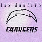 Los Angeles Chargers Stencil Mylar Mancave Sports Football Stencils $14.33 USD on eBay