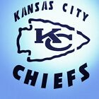 VAR SZS KANSAS CITY CHIEFS LOGO STENCIL MYLAR SIGNS SPORTS FOOTBALL STENCILS $13.3 USD on eBay