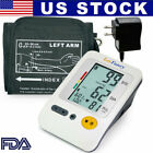 Digital Arm Blood Pressure Monitor Heart Rate Sphygmomanometer Machine Gauge USA $22.99 USD on eBay