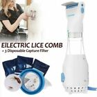 Electric Lice Comb Head Vacuum Removes Lice Animal Hair Cleaner Lice Treatment $16.94 USD on eBay