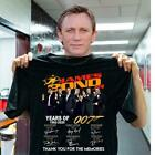 James Bond 007 Anniversary T-Shirt Thank you for the memories $16.99 USD on eBay