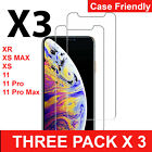 Gorilla Tempered Glass Film Screen Protector for New iPhone XS Max XR XS X 2019
