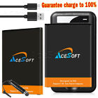 UPGraded AceSoft 4520mAh Replacement Battery or Dock Charger for LG V20 BL-44E1F