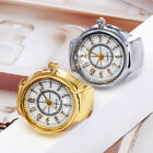 Unisex Quartz Analog Watch Creative Steel Elastic Quartz Finger Ring Watch CA image