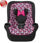 Convertible Car Seats Baby Toddler Booster 2 Cup Holders Protection Lateral Kids