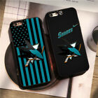 San Jose Sharks NHL Ice Hockey New L6 Cover iPhone 5 6 7 8 SE XS XR Case $13.49 USD on eBay