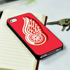 Detroit Red Wings Hockey Logo Hard iPhone 6 7 8 SE ACOP27 Samsung S6 S7 S8 case $10.99 USD on eBay
