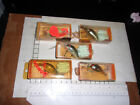 Model A Bomber Rattler Deep Mini-A  NOS Vintage Antique Fishing Lure PICK ONE!
