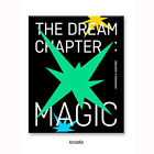 TXT TOMORROW X TOGETHER THE DREAM CHAPTER MAGIC CD+Book+Poster+Pad+Sticker+Gift